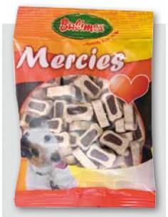 Snacks para perro de cordero y arroz de Bubimex