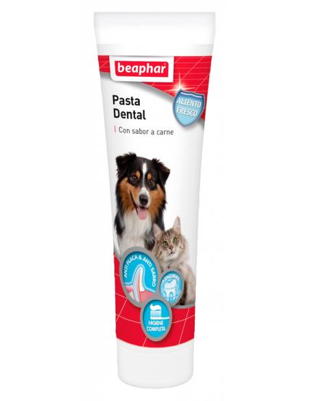 Pasta de dientes específica para perros de Beaphar