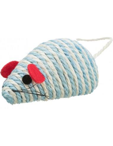 raton sisal juguete gato