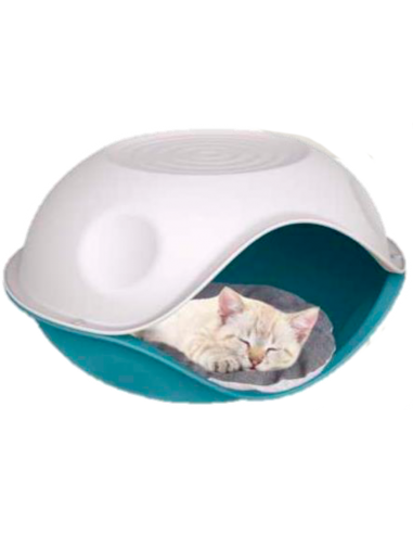 cama gato modelo Duck