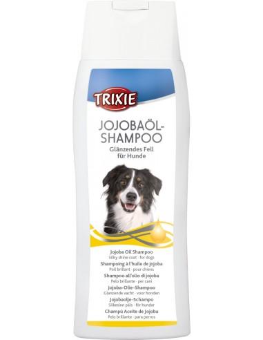 champú para perro de aceite de jojoba