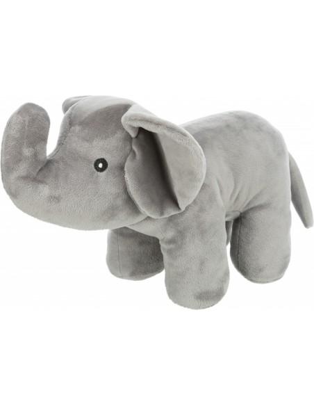 Juguete para perro, elefante de peluche
