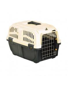 Transportines para gatos como caja de transporte SKUDO homologado IATA
