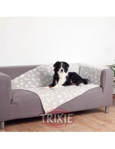 Manta de felpa para perro grande extrasuave