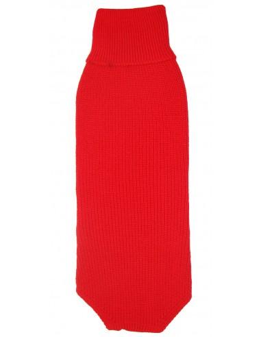 Jersey punto modelo NEW BASIC color rojo