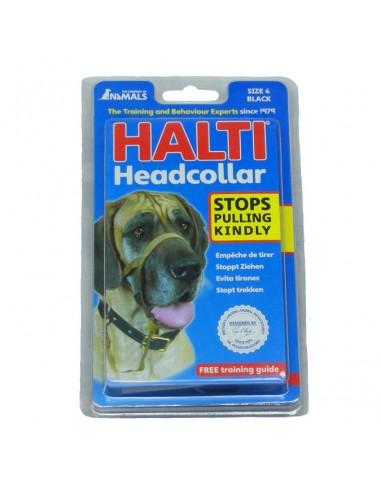 Arnes para perros HALTI antitirones con enganche al hocico del perro
