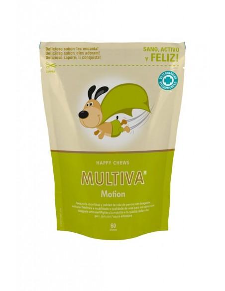 Multiva Motion, antiinflamatorio natural para perros