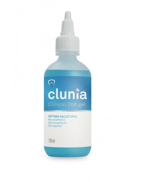 CLUNIA Zn A gel para la higiene buco dental en perros y gatos
