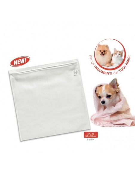 bolsa para lavar prendas de animales