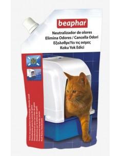 Neutralizador de olores para arena de gatos