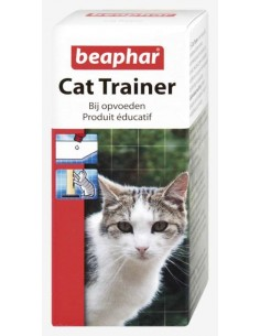 Atrayente educador natural cat trainer