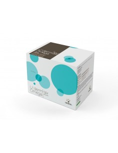 Ácidos grasos UDERM OMEGA cápsulas de laboratorio URANO