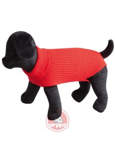 Jersey punto modelo NEW BASIC color rojo para piccolo