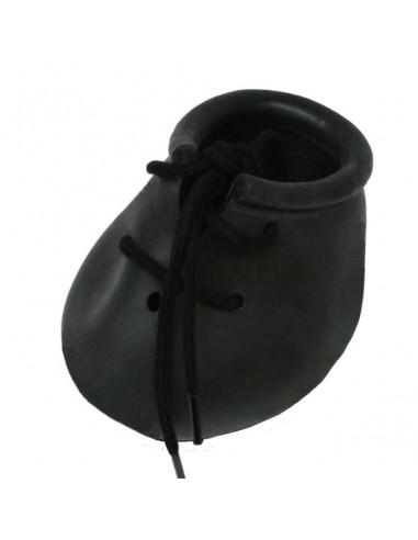 Accesorios para perros - bota protectora de goma