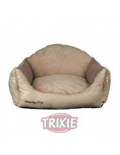 Cama para perro King of dog en color beige