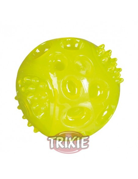 Juguetes para perros pelota con luz
