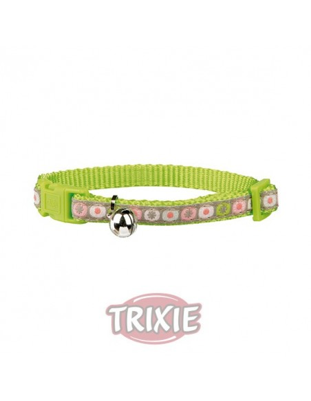 Collar divertido ajustable para gatos
