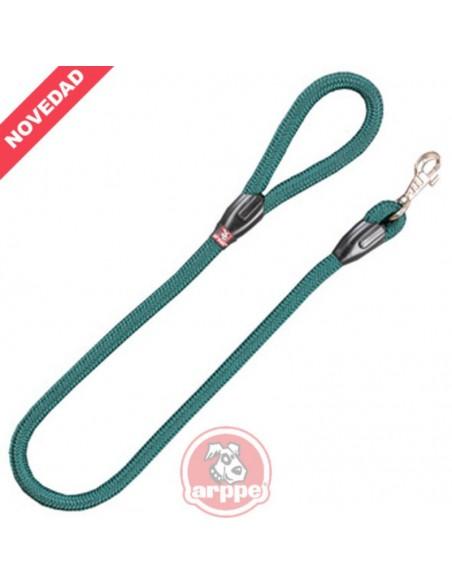 corea para perro cuerda verde