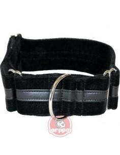 collar galgo martingale negro