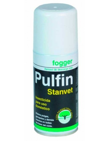 Pulfin fogger insecticida ambiental