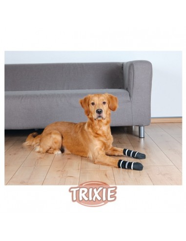 Calcetín antideslizante para perro