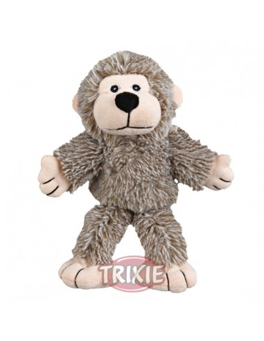 Peluche para perro modelo mono
