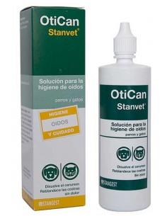 OTICAN solución para la higiene auricular del perro y gato