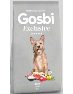 pienso para perro gosbi EXCLUSIVE DIET MINI