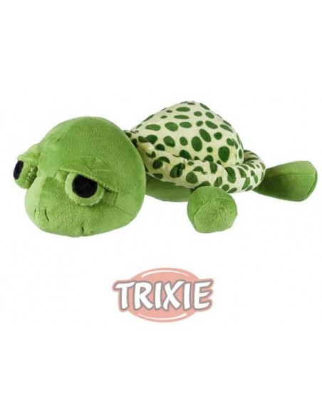Juguete para perro en materiales suave, modelo tortuga
