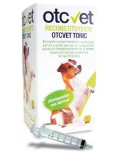 RECONSTITUYENTE de OTC Vet suplemento vitamínico para la anemia en perros y gatos