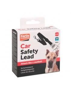 Correa para llevar perro en coche