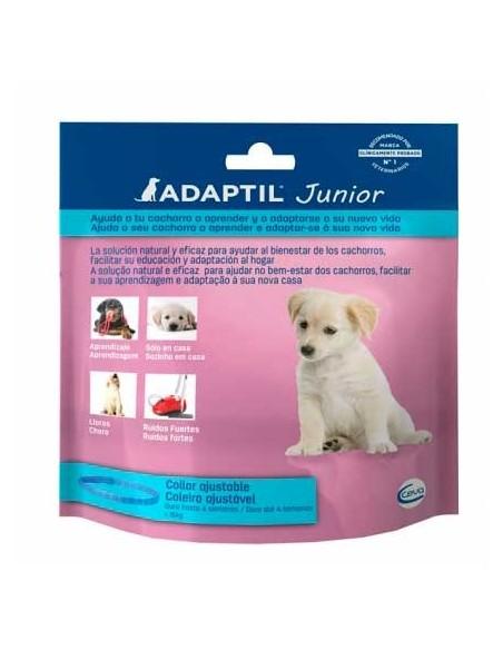 ADAPTIL  JUNIOR a base de feromonas para cachorros