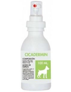 CICADERMIN solución cicatrizante para perros