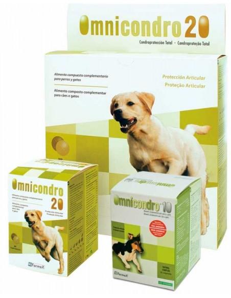 OMNICONDRO 20 condroprotector para perros