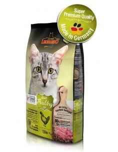 Pienso para gatos LEONARDO Poultry sin cereales