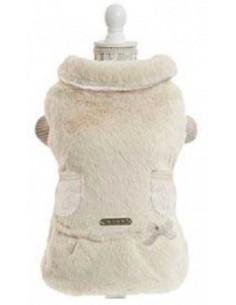 Abrigo para perro modelo Fluffy Love