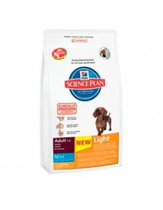 Comida para perros Hills SP DOG Adulto Mini Light