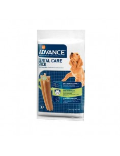 Comida para perros pienso advance DENTAL CARE STICK 180GR