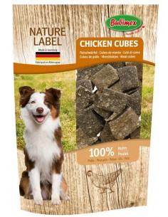 Snack para perro cubitos de pollo de Bubimex