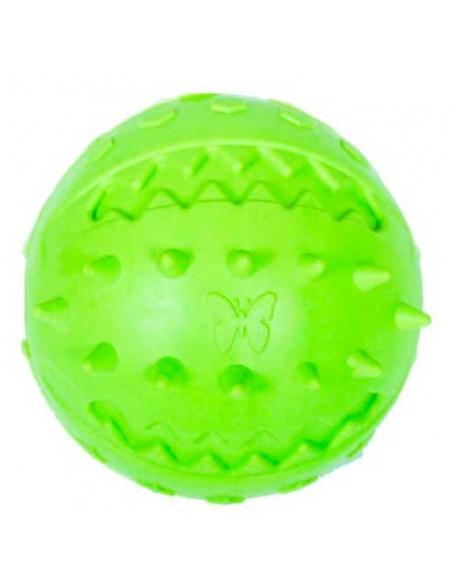 Juguetes para perros pelota maciza caucho natural