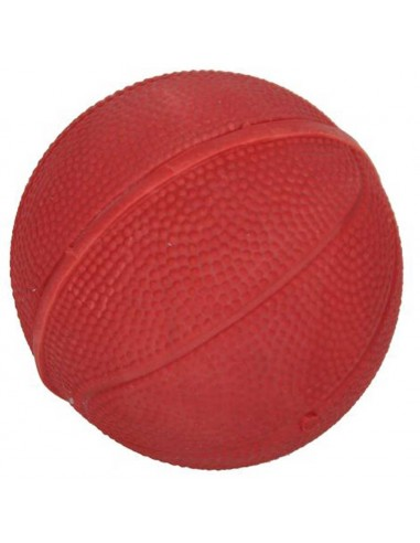 Juguetes para perros pelota maciza baloncesto caucho natural