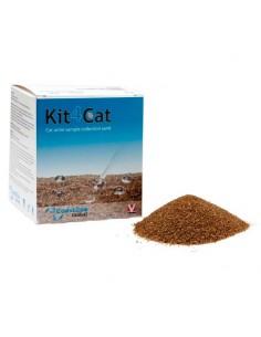 arena recogida orina gato