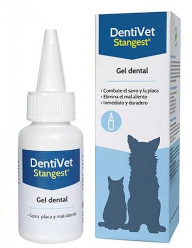 Dentivet gel dental perro gato