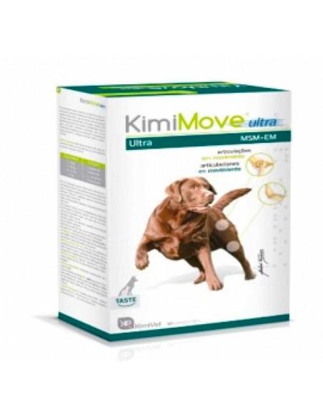 KIMIMOVE Ultra soporte nutricional para las articulaciones del perro