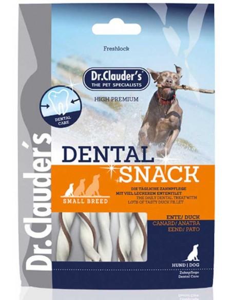 Snacks para perro de pato del Dr Clauders