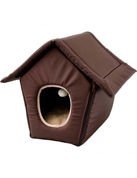 Casa plegable para gato modelo Cosy Cottage