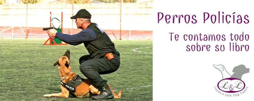 Sección Canina de la Policía Municipal Madrileña