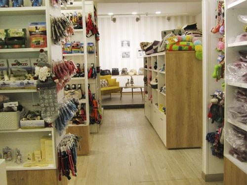 Tienda Lucas & Lola | Zona complementos para mascotas